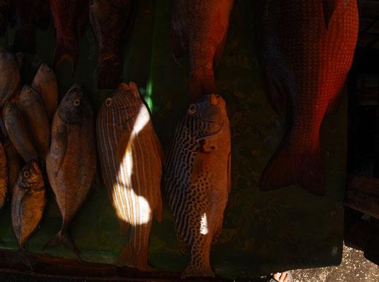 Lichtinval op lokale markt
