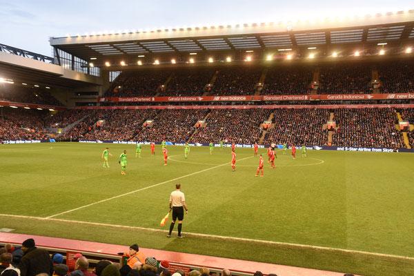 Sfeerbeelden van de match tegen Sunderland (2 - 2)