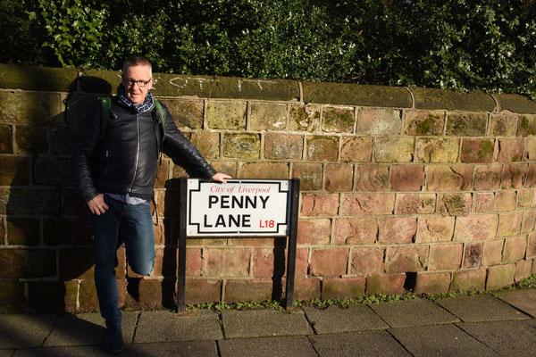Penny Lane - wereldberoemd maar niets meer dan een gewone straat