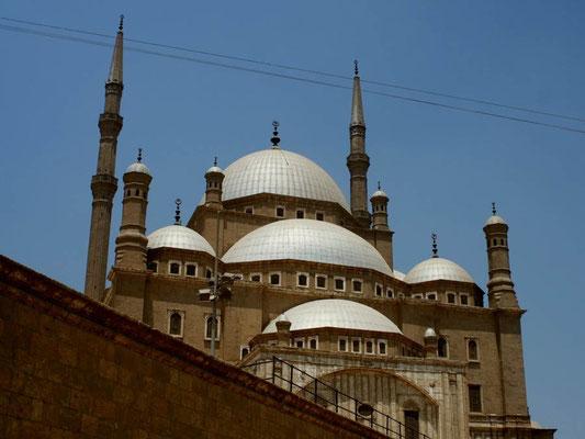 Mohamed Ali Moskee op de Citadel