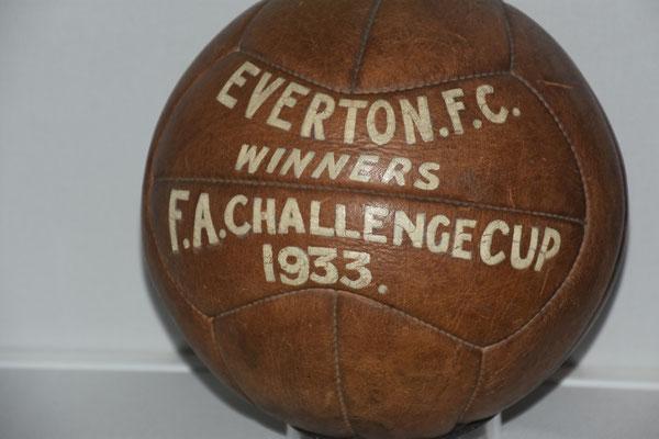 Voetbal uit 1933