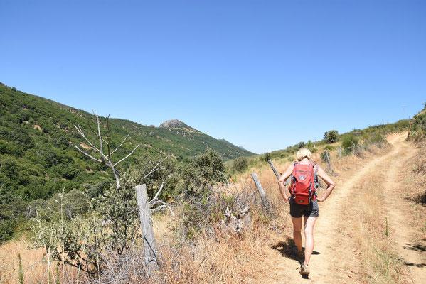 Op wandel in de vallei van Las Villuercas