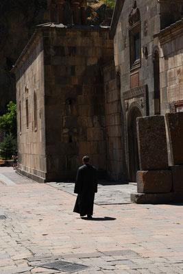 Er leven nog enkele orthodoxe broeders in dit klooster