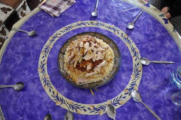 Een lekkere couscous