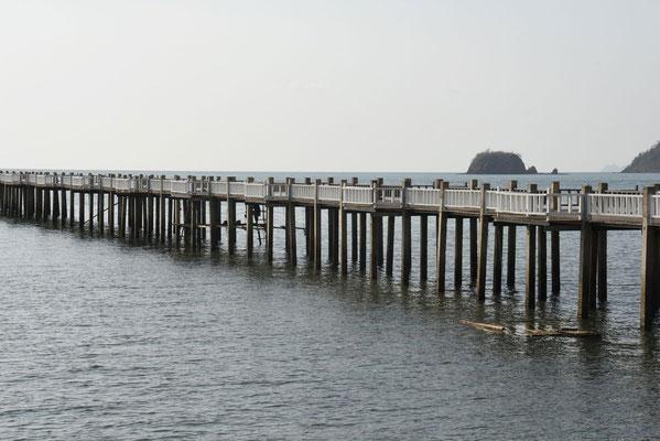 De pier van Labuan Bajo