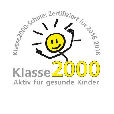 Alle Klassen unserer Schule nehmen an dem Gesundheitsförderungsprogramm Klasse 2000 teil. Werden Sie Pate. www.klasse2000.de