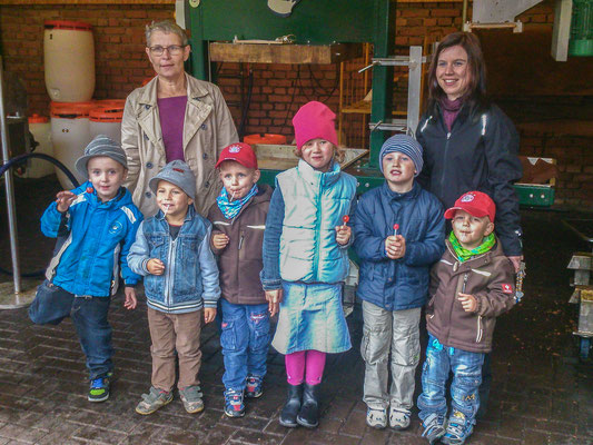 Kindergarten Weißenbach 2015