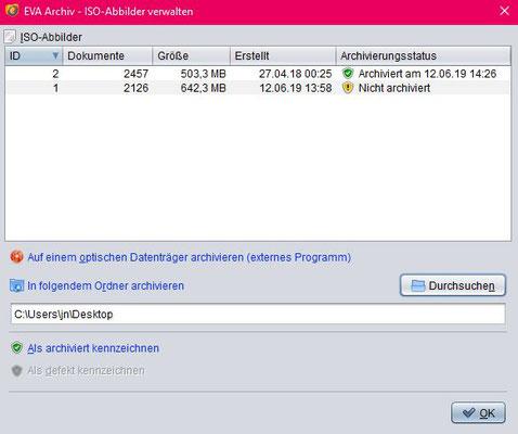 Arztsoftware Praxissoftware Praxisprogramm Arztprogramm Archiv Dokumente Sicherung
