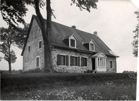 Deuxième presbytère de Batiscan (avant 1922).
