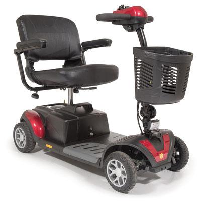 Elektromobil Mobilis M24 bis zu 6km/h