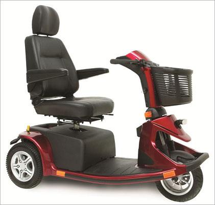 Mobilis Elektromobil M83 XL mit 3 Rädern