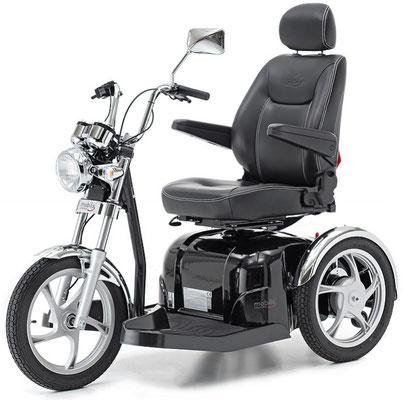 Komofortabler Sitz Mobilis Elektromobil M103