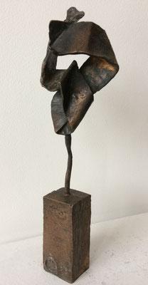 2017 - Bronze tirage 1 à 8 - 20 x 6 x 3 cm