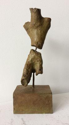 2017 - Bronze tirage 1 à 8 - 20 x 7 x 5 cm