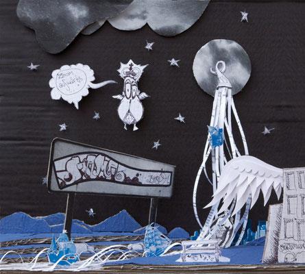 Die Mondfahrt