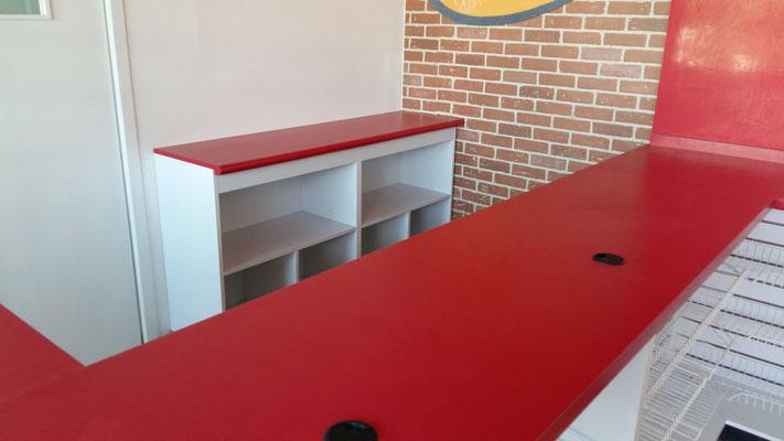Muebles de tiendas tipo oxxo, mostradores para farmacia, estantes para tiendas, vitrinas para papelería