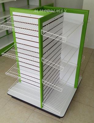 Muebles de madera para negocios