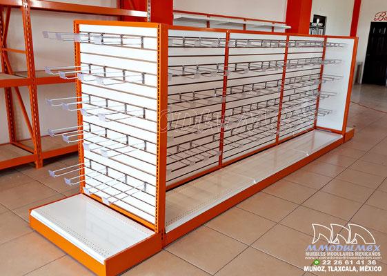 Muebles metálicos para papelerías