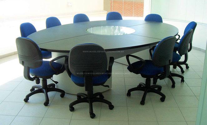 Mesa para juntas, muebles de oficina