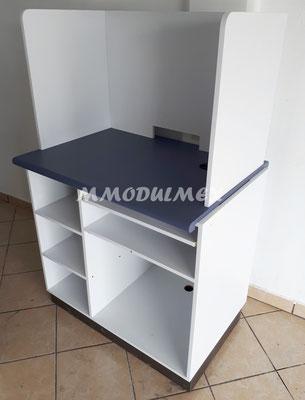 mostradores de madera, vitrinas para farmacia, vitrinas para papeleria, muebles para farmacia, muebles para papeleria, muebles de tiendas