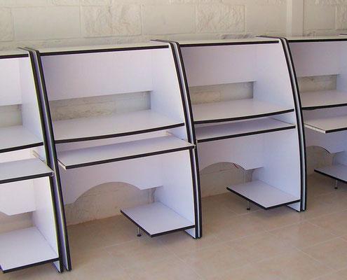 Muebles para computadoras