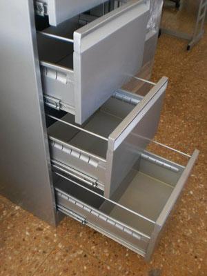Archiveros metálicos