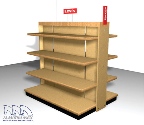 Muebles para ropa, muebles para cosméticos, muebles para perfumes, muebles para boutiques, muebles para perfumerías