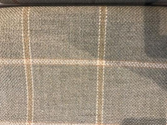 tessuti tartan in lino