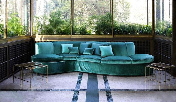 tessuti moderni per divani poltrone