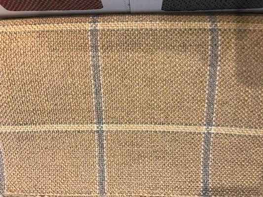 lino tartan per divani e poltrone