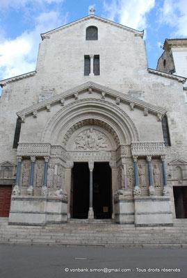 [NU001i-2018-0050] 13 - Arles - Saint-Trophime - Portail (XII°)