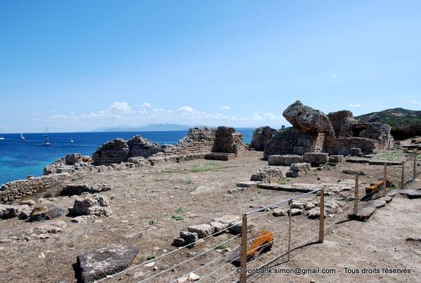 [NU904-2015-226] Tharros (Sardaigne) : Thermes 2
