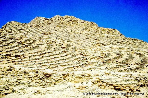 [083-1973-18] Saqqara - Djoser : Pyramide à degrés du roi