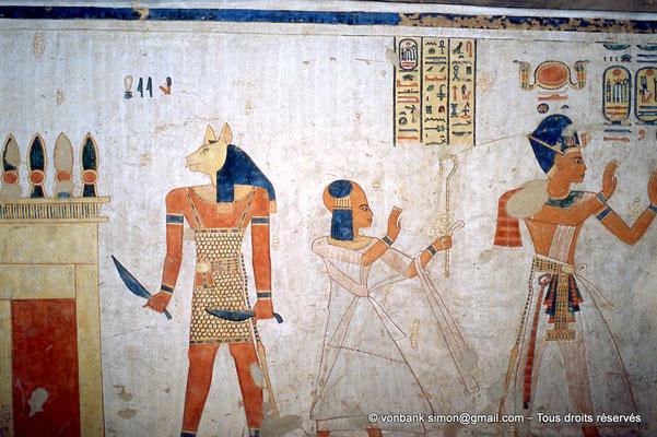 [066-1981-06a] QV 44 Khaemouaset : ? - Khaemouaset - Ramsès III