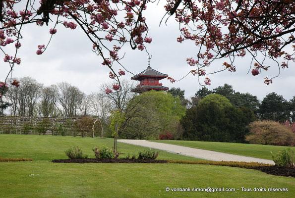 [NU900c-2012-0102] B - Bruxelles - Laeken : le Parc - Tour japonaise