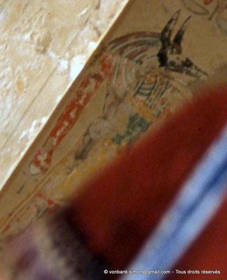 [065-1981-08] Deir el-Bahari : Temple d'Hatchepsout - Anubis (Chapelle d'Anubis)