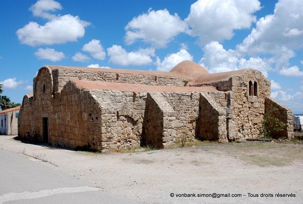 [NU904-2015-195] Tharros (Sardaigne) - Chiesa di San Giovanni di Sinis