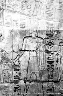 [NB070-1973-80] Karnak - Temple de Khonsou : Amon