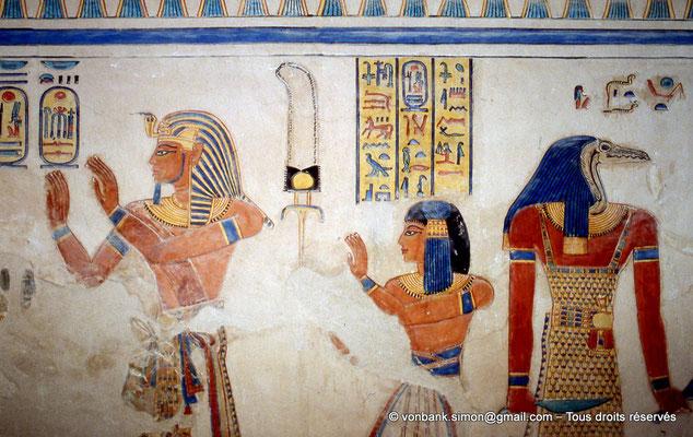 [064-1981-23] QV 55 Amonherkhépshef : Ramsès III - Amonherkhépshef - ?