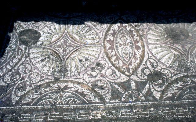 [072-1978-12] Annaba (Hippo Regius) : Mosaïques géométriques