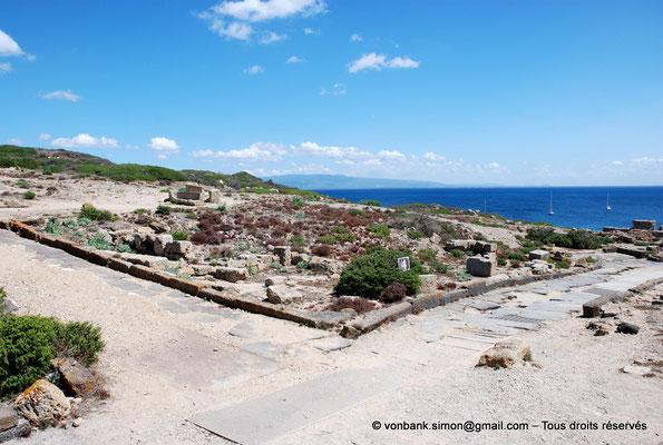 [NU904-2015-201] Tharros (Sardaigne) : Castellum aquae (zone arrière)