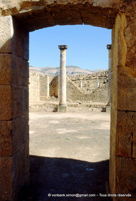 [001-1983-20] Djemila (Cuicul) : Grands thermes