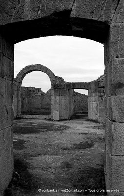 [NB033-1978-12] Djemila (Cuicul) : Grands thermes