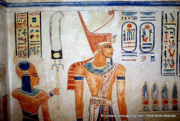 [064-1981-21] QV 55 Amonherkhépshef : Amonherkhépshef - Ramsès III