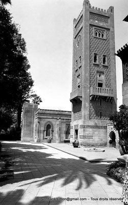 [NB081-1973-22] Le Caire : Dans quel lieu sommes-nous ?