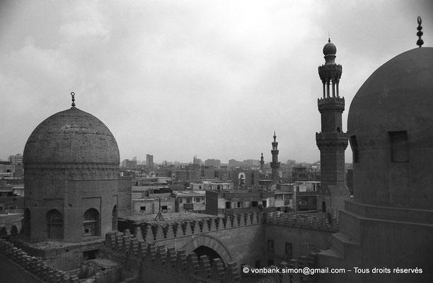 [NB073-1973-65] Le Caire - Mosquée-Madrasa Sarghatmich