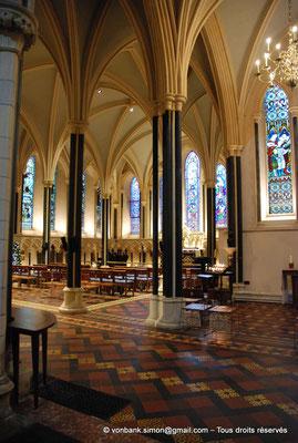 [NU002p-2016-0128] Dublin - Cathédrale Saint-Patrick - Chapelle de la Vierge