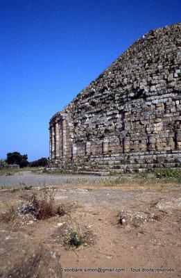 [045-1978-35] Sidi Rached : Mausolée royal de Maurétanie