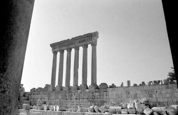 [NB071-1973-20] Baalbek - Temple de Jupiter