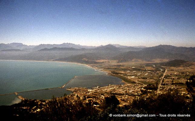 [071-1978-15] Corniche Kabyle : Béjaïa et sa baie